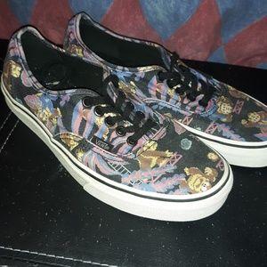 68e32d28ac6142 Women s Nintendo Vans Shoes on Poshmark